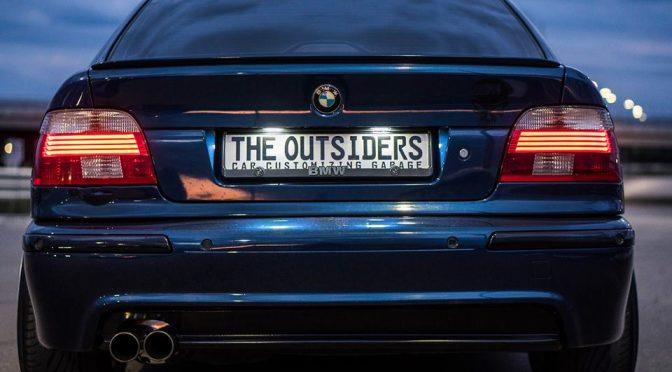 Детейлинг Гараж The Outsiders