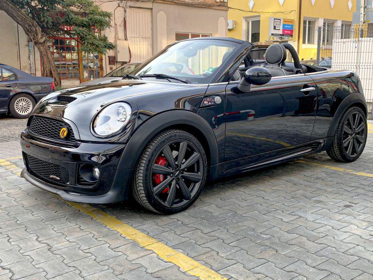 Полиран автомобил Mini Cooper